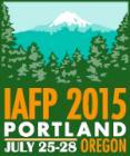 IAFP 2015 logo